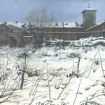 Inverno alla torretta
