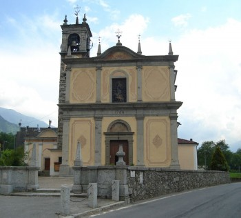 Chiesa S. Lorenzo Sonico