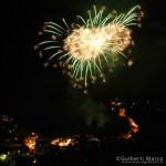 Fuochi d'artificio S.Lorenzo - Sonico
