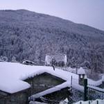 Garda di Sonico - Paesaggio Invernale