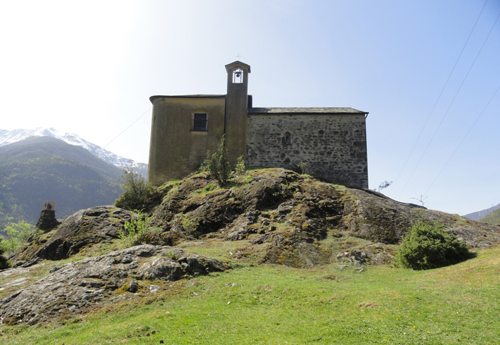 Chiesa di S. Andrea a Sonico