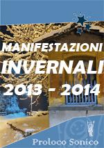 Manifestazioni invernali 2013 - 2014