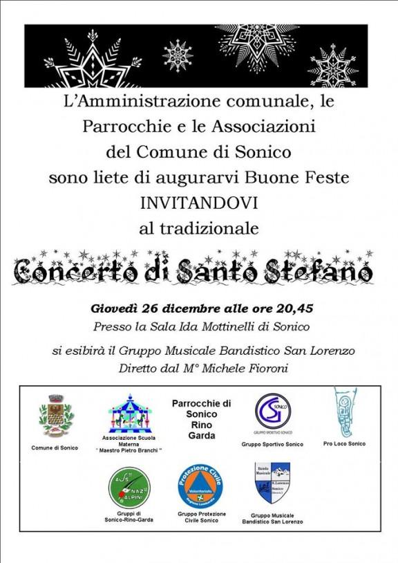 Concerto S. Stefano