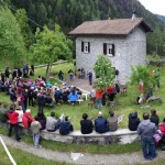 Spettacolo Un carretto ricoperto di rami (02.06.2013)