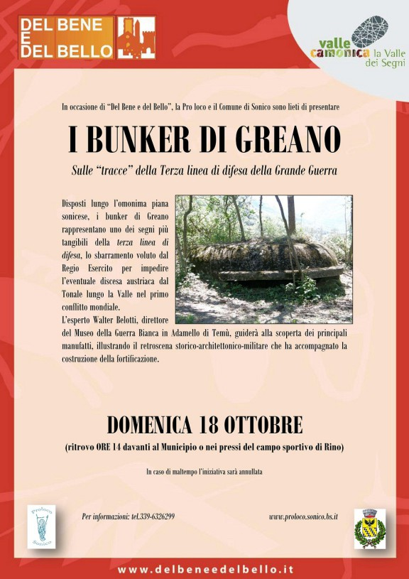 I bunker di Greano