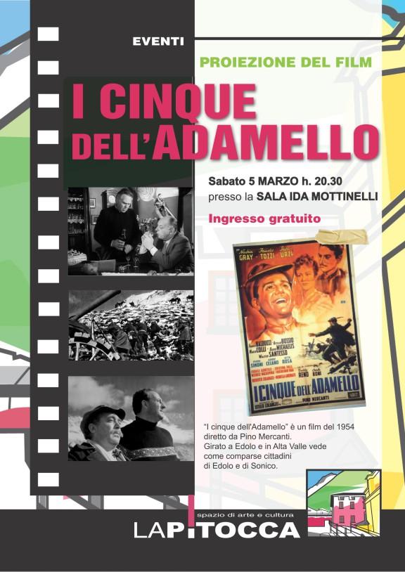 """""""I cinque dell'Adamello"""" – FILM"""