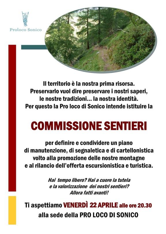 Commissione Sentieri