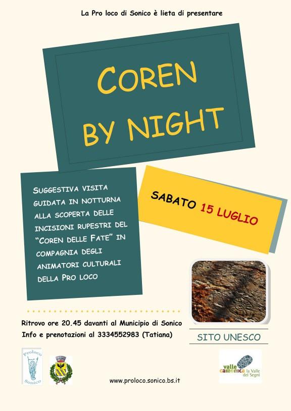 Coren by Night