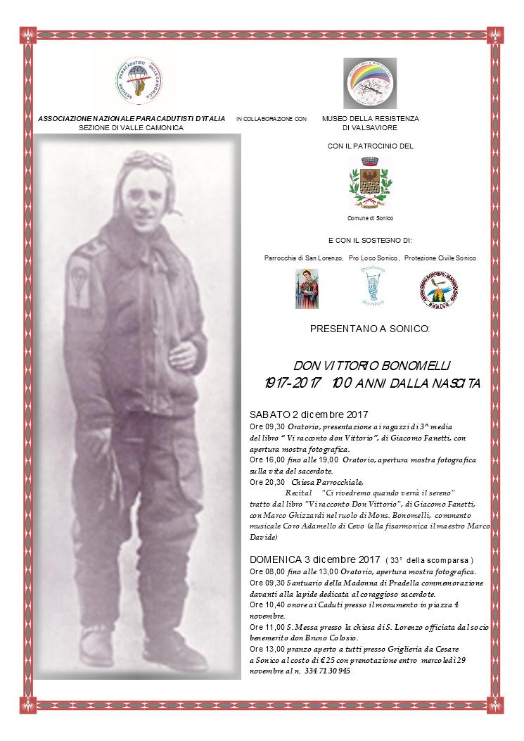 Don Vittorio – 100 anni dalla nascita
