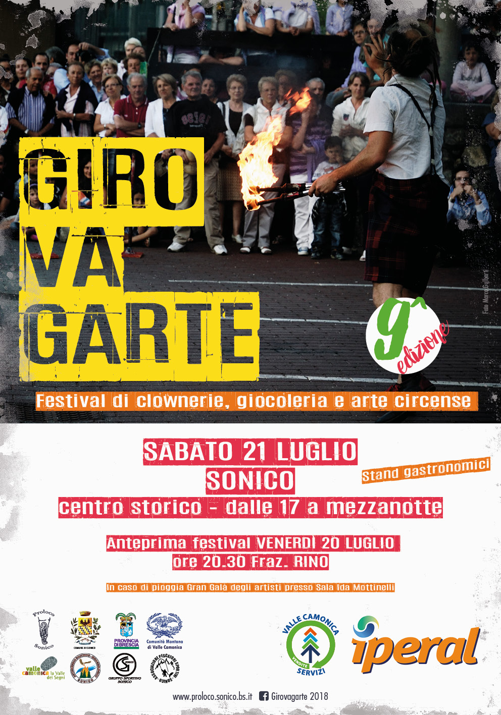 Girovagarte 2018!