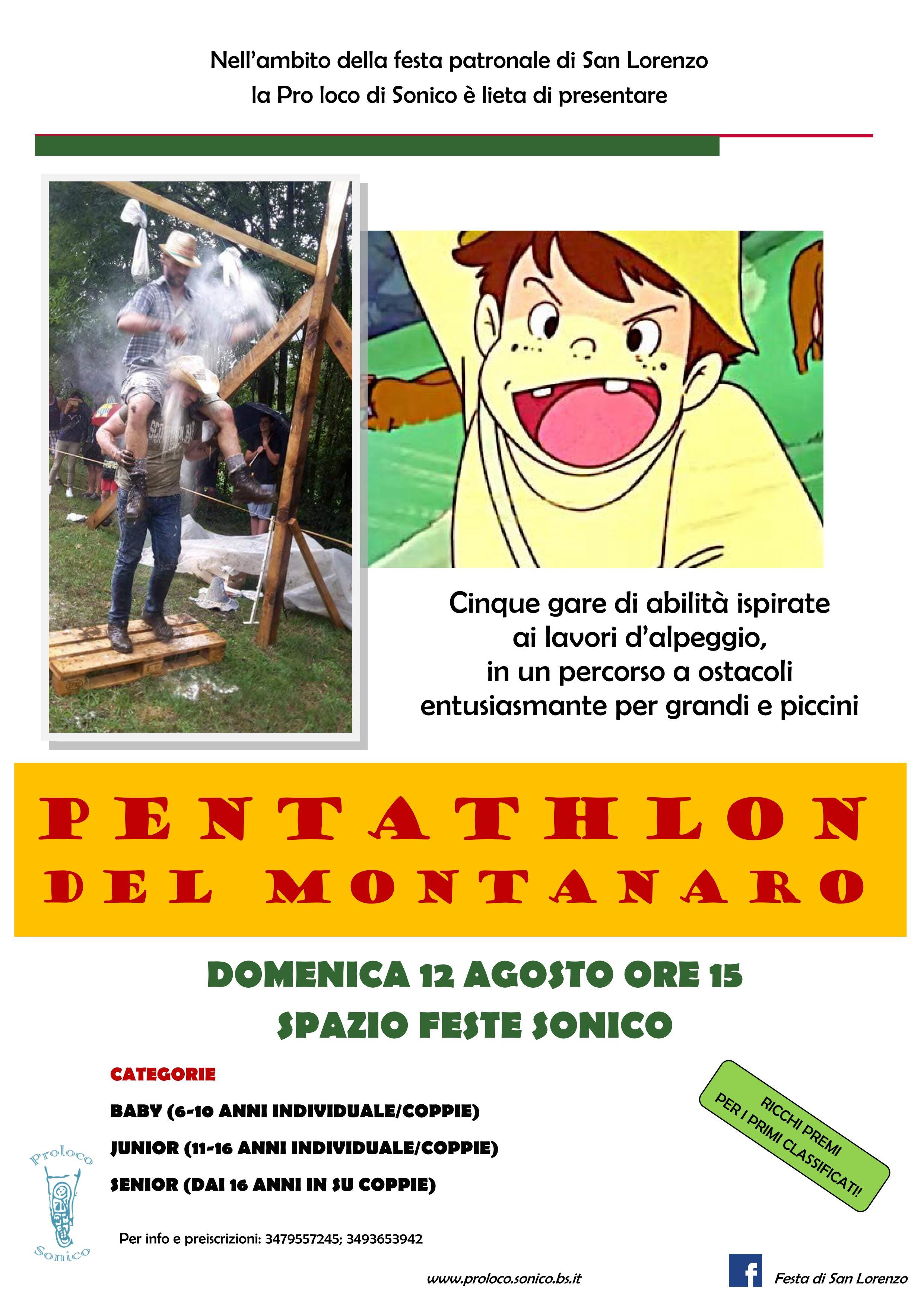 Pentathlon del Montanaro