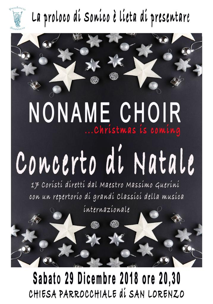 Noname choir…Christmas is coming