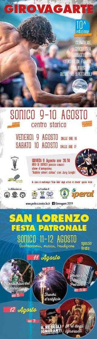 GirovagArte – S. Lorenzo 2019