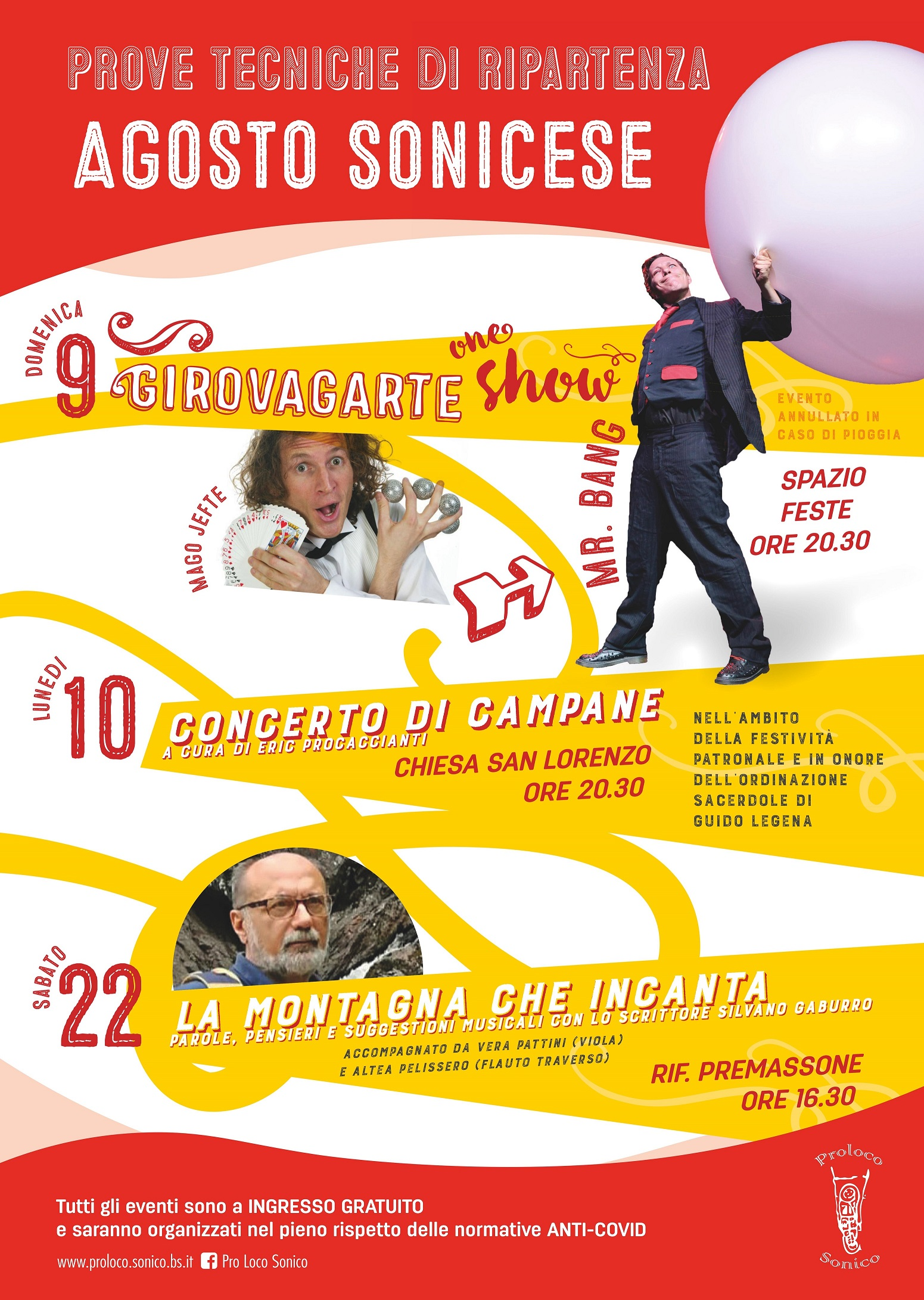 Agosto sonicese