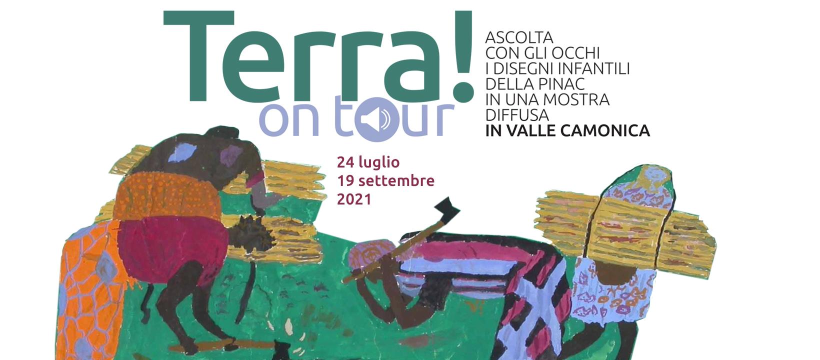 Terra! On tour